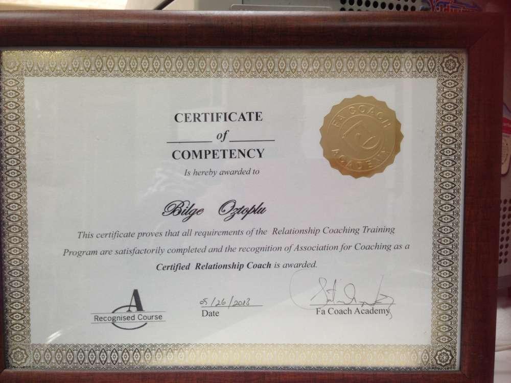 Fa Coach Academy-İlişkiler Koçluğu Eğitimi
